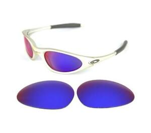 3428152a078 Image is loading NEW-POLARIZED-CUSTOM-LIGHT-RED-LENS-FOR-OAKLEY-