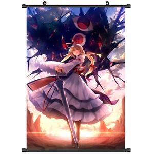 4605 Touhou project Yakumo Yukari Decor Poster Wall Scroll cosplay