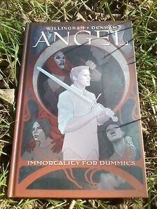 Angel-Immortality-for-Dummies-HC-TPB-Comic-Collection