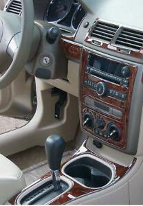 2006 Jeep Liberty Sport >> CHEVROLET CHEVY MALIBU INTERIOR WOOD DASH TRIM KIT SET ...
