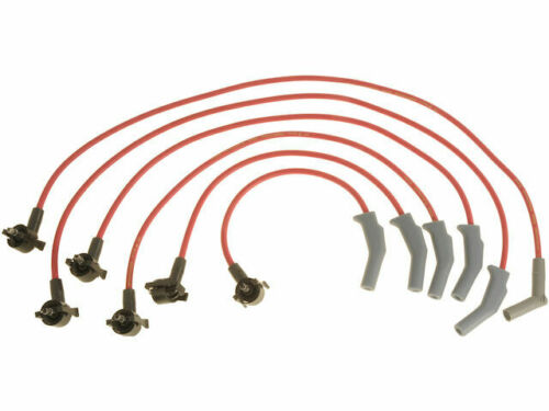For 1994-1998 Ford Mustang Spark Plug Wire Set API 37723FC 1995 1996 1997