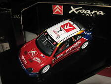 1:43 CITROEN XSARA WRC 2004 Monte Carlo S. LOEB 60437 AutoArt OVP new