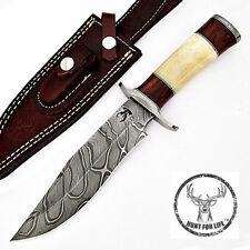 Hunt For Life™ Kalahari African Full Tang Hunting Knife