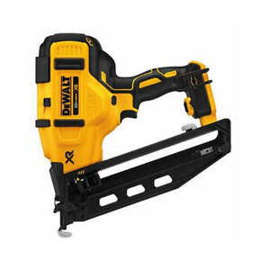 DEWALT DCN660B 20V MAX 16 GA 20-Degree Angled Cordless Finish Nailer (Tool Only)