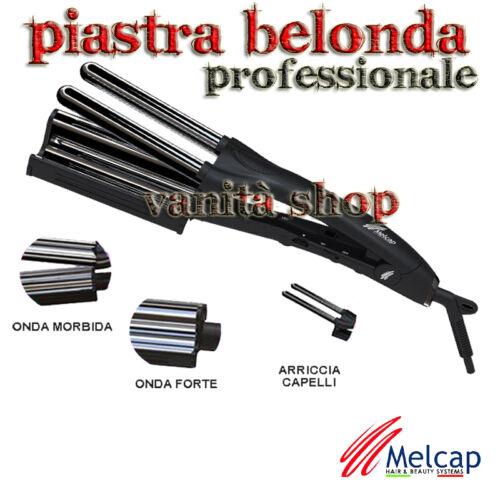 PIASTRA FERRO BELONDA PROFESSIONALE ARRICCIACAPELLI CON 3 ONDE IN 1 OFFERTA
