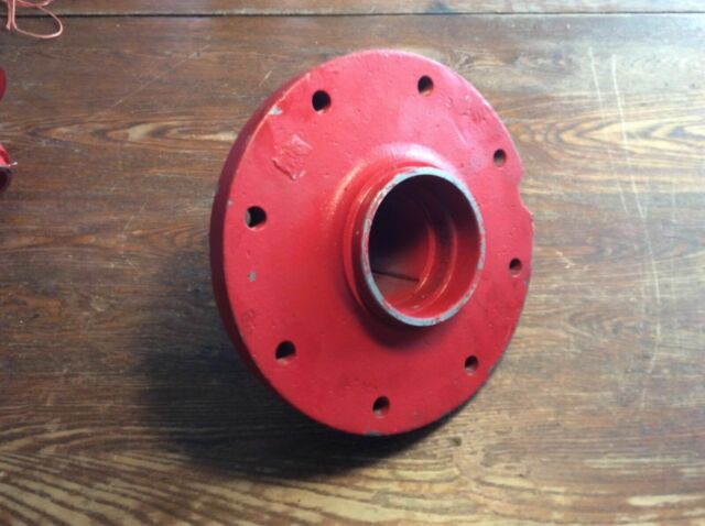 """Hub With Cups For 2-1//8/"""" Spindle International 760 300 60 5000 55 Case IH 485"""