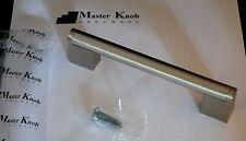 30 pac Modern Brush Nickel Stainless Steel T Bar Kitchen Cabinet Handle #6009A