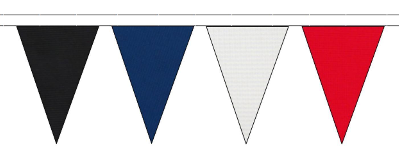 CUIR DRAPEAU FIERTÉ 48 couleurs triangulaire Banderole 20M avec 48 FIERTÉ 5260e3