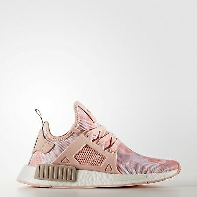 best sneakers ba17e d19a0 ADIDAS NMD XR1 DUCK CAMO PINK BA7753 BRAND NEW BOXED | eBay
