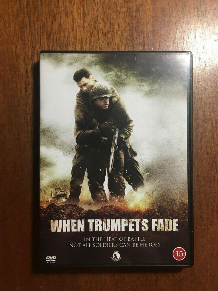 When Trumpets Fade, instruktør John Irvin, DVD