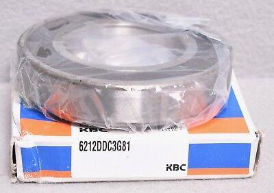 KBC 6212DDC3G81 Ball Bearing