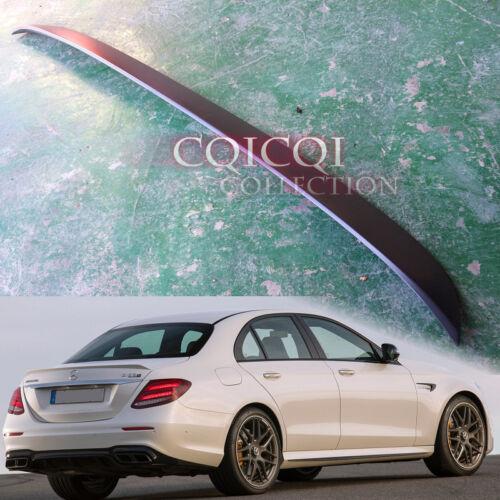 149 white E200 E250 E300◎ Painted BENZ W213 E Sedan OEM type roof spoiler color