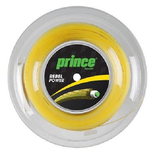 PRINCE POWER Rebel POWER PRINCE SQUASH String 100 m Reel - 18/1.20 mm 3cd4be