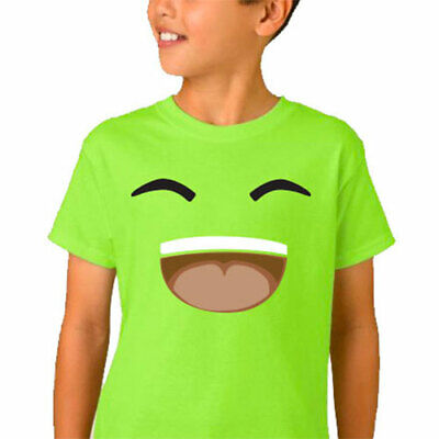 Jelly virale Gamer T-shirt Kids youtube joueur Jelly Time fans Tee