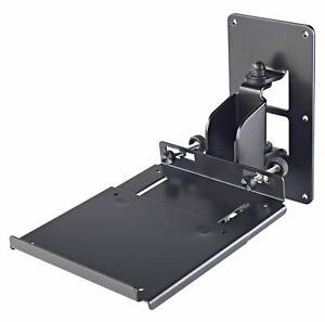 K-amp-M-24171-Boxenwandhalterung-mit-Platte-Lautsprecher-Monitor-Ablage-Wandmontage