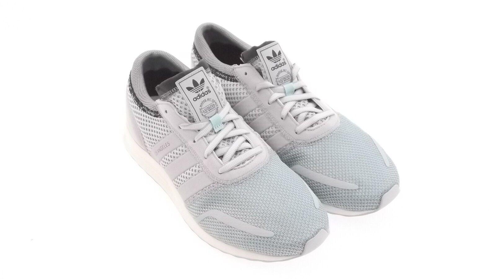 Adidas Men Los Angeles bluee clear aqua lgh solid grey mgh solid grey S41988