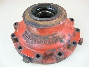 Couvercle Achstrichter Moyeu Roue 2007 411 005 D Zp2 Fahr D133 N Tracteur Zp A205 N-afficher Le Titre D'origine Excellente Qualité