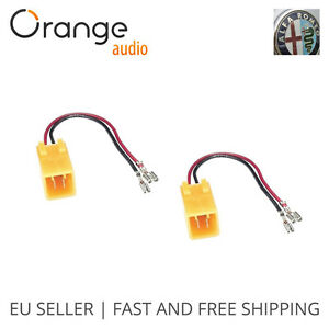 s l300 radio stereo speaker wire harness adapter adaptor plug for alfa speaker wire harness adapter at gsmportal.co