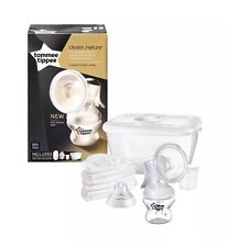 Tommee Tippee Closer to Nature Manual Breast Pump FAST EXPRESS DELIVERY!!