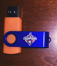 Houston Astros 2017 World Series Champions USB 16GB Flash Drive + Travel  Case