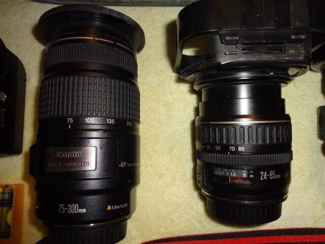 Canon EOS 5D 12.8 MP SLR-Digitalkamera - Schwarz (Nur Gehäuse)