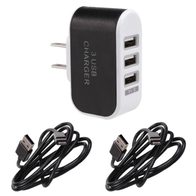 5V 2A USB Cable Lead Sync Charger for SuperPad and FlyTouch 6 7 and 8 Tablet