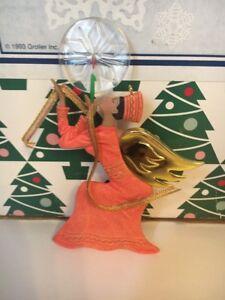 Glory-Brillant-Bas-Noel-Tree-Poincon-Souvenir-Ornement-Neuf-en-Boite