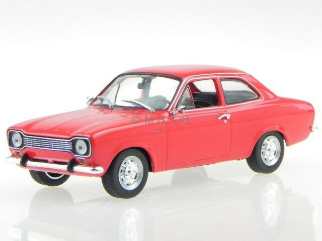Maxichamps 940081001 Ford Escort MKI Red LHD 1974 New 1:43 OFFER