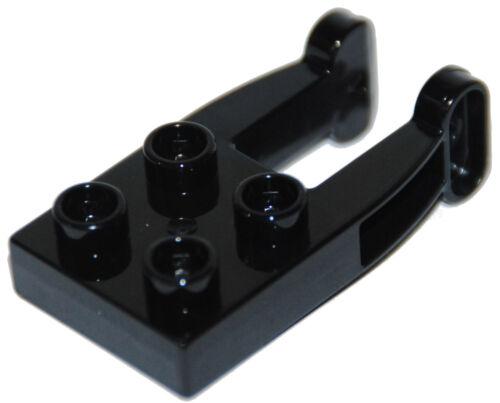 LEGO® Duplo Halterung für Seilwinde schwarz NEU