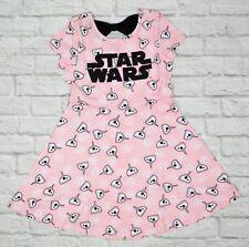 827cd4ca4574 item 2 Star Wars Big Girls' Logo Bow Back Skater Dress BB-8 Light Pink  Black L-12/14 -Star Wars Big Girls' Logo Bow Back Skater Dress BB-8 Light  Pink Black ...