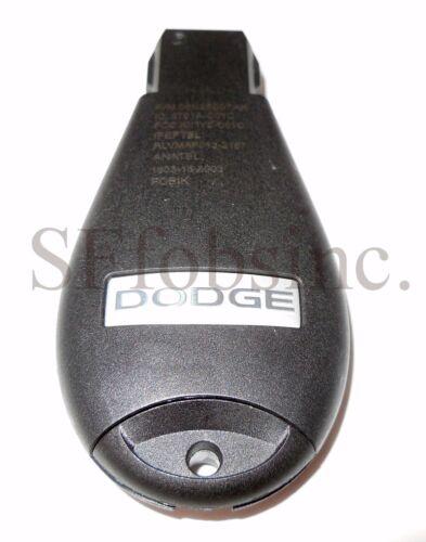 OEM 08-16 DODGE GRAND CARAVAN KEYLESS REMOTE FOB FOBIK IYZ-C01C 56046709