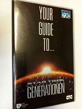 YOUR GUIDE TO ... STAR TREK Treffen der Generationen CIC VHS Video Kassette KULT