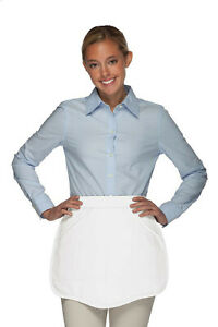 Daystar-Apparel-Aprons-1-Style-130-Two-pocket-scallop-waist-apron-Made-in-USA