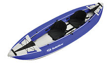 Solstice Durango Convertible Multisport 1-2 Person Inflatable Whitewater Kayak