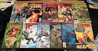 Tom Strong TPB Book 4 America/'s Best Comics Alan Moore