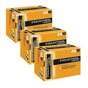 28X-Duracell-Industrial-AA-1-5V-LR6-Alkaline-Battery-MN1500-Replaces-Procell-AA