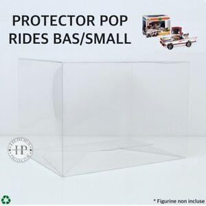POP PROTECTOR Rides BAS/SMALL - Protection Figurine Funko POP Vinyl Box Case