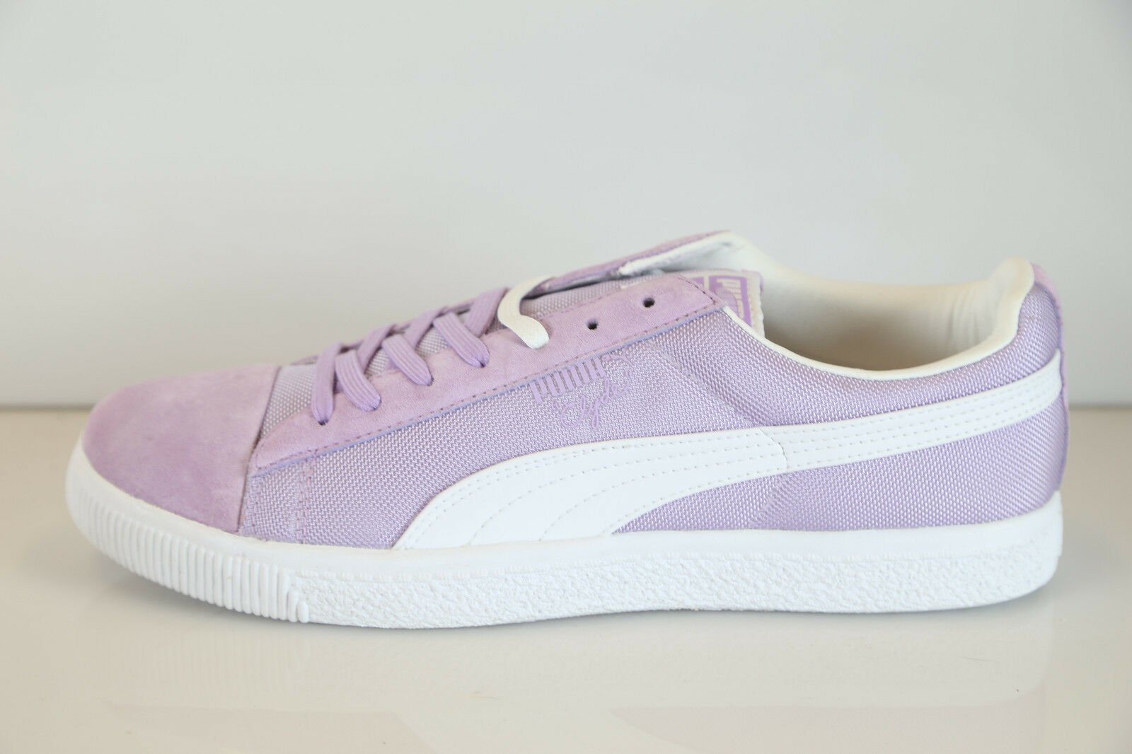 Puma Orchid X Undefeated Clyde Ballistic Orchid Puma Bloom size 11 12 142463