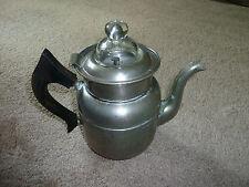 Antique Vintage Coffee Water Stove Pot Percolator