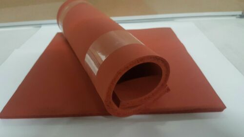 """Heat Press Replacement High TempPad 3//16X 15/""""x15/"""" Silicone Pad Adhesive one side"""