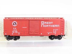 N-Scale-Kadee-Micro-Trains-Line-MTL-22020-GN-Great-Northern-Box-Car-11876-RTR