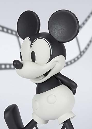 Figuarts Zero Disney Mickey Mouse 1920s PVC Figura BANDAI Nuovo dal Giappone