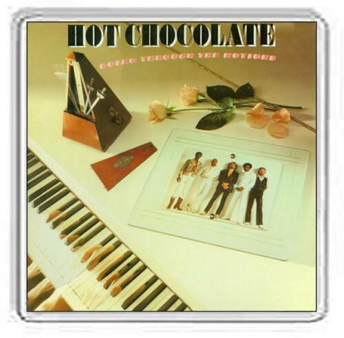 Hot Chocolate Album Cover Fridge Magnet 9 Album Options.