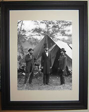 President Abraham Lincoln U.S. USA Civil War Framed Photo Picture