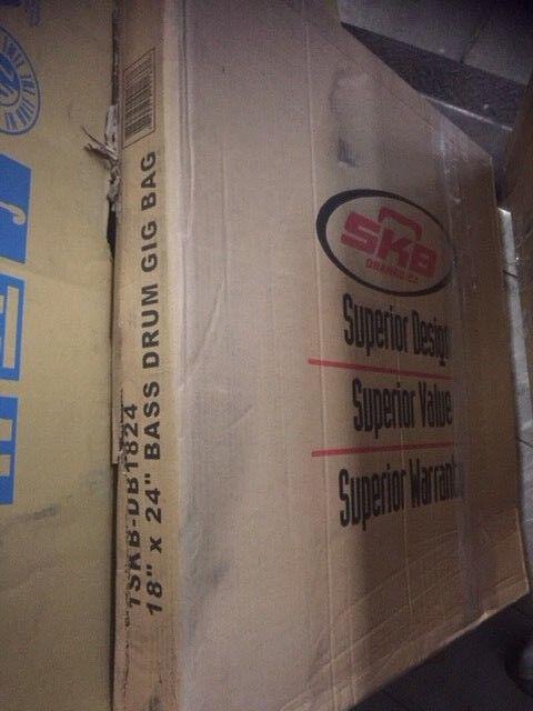 SKB Cases 1SKB-DB1824 Nylon Gig Bag For 18