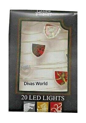 Harry Potter Christmas Led Light 20 All Houses Warm Led String Lights Primark