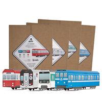 MTN Systems Internacional/Nacional - MONTANA COLORS -CHOOSE YOUR FAVOURITE TRAIN
