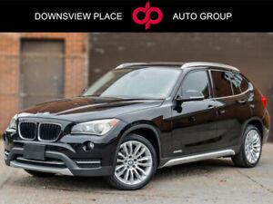 2013 BMW X1 AWD  NAVIGATION  PANO ROOF  PARKING SENSORS