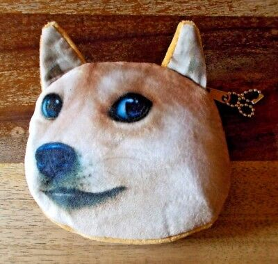 Bello Portafoglio Portamonete Cane Dog - Per Tutti Amanti Dei Cani