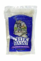 Celtic Sea Salt Flower Of The Ocean Salt Bag 1 Pound Free Shipping
